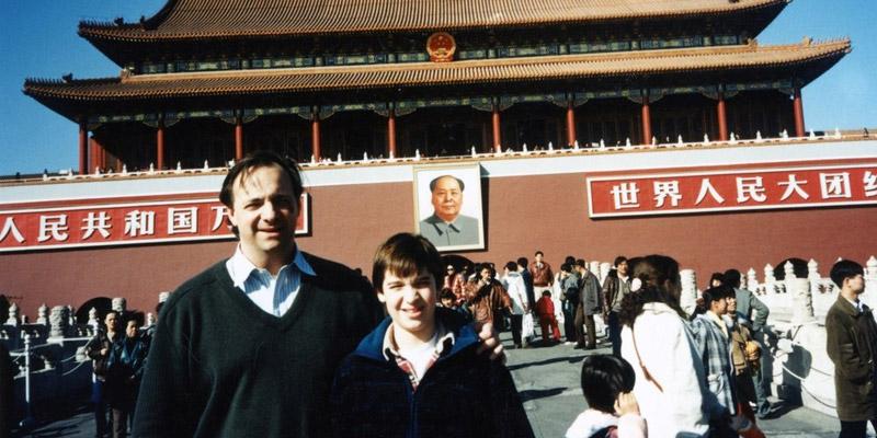 Ray Dalio on china