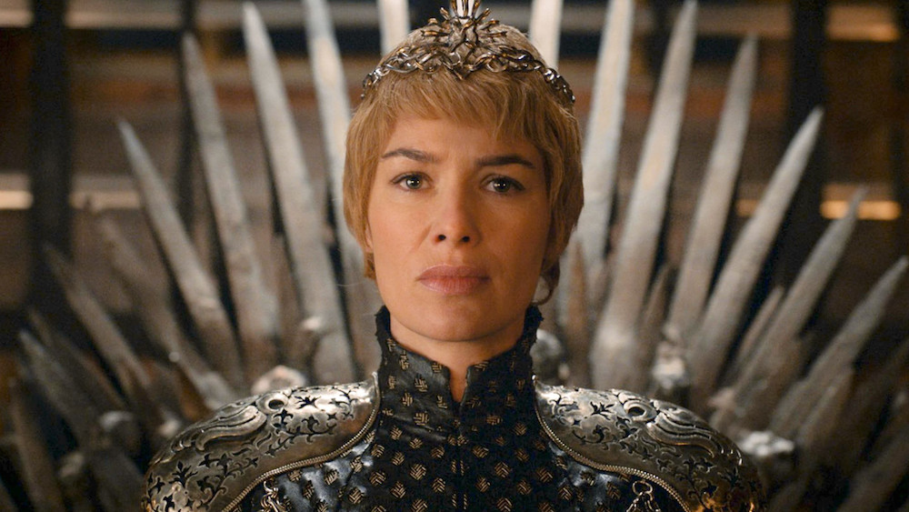 Game of Conciousness - Cersei Lannister (Queen Mother)