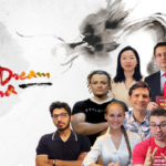 American vs #ChinaDream : Ride the Dragon with 10 Top Influencers' Intimate Success Stories