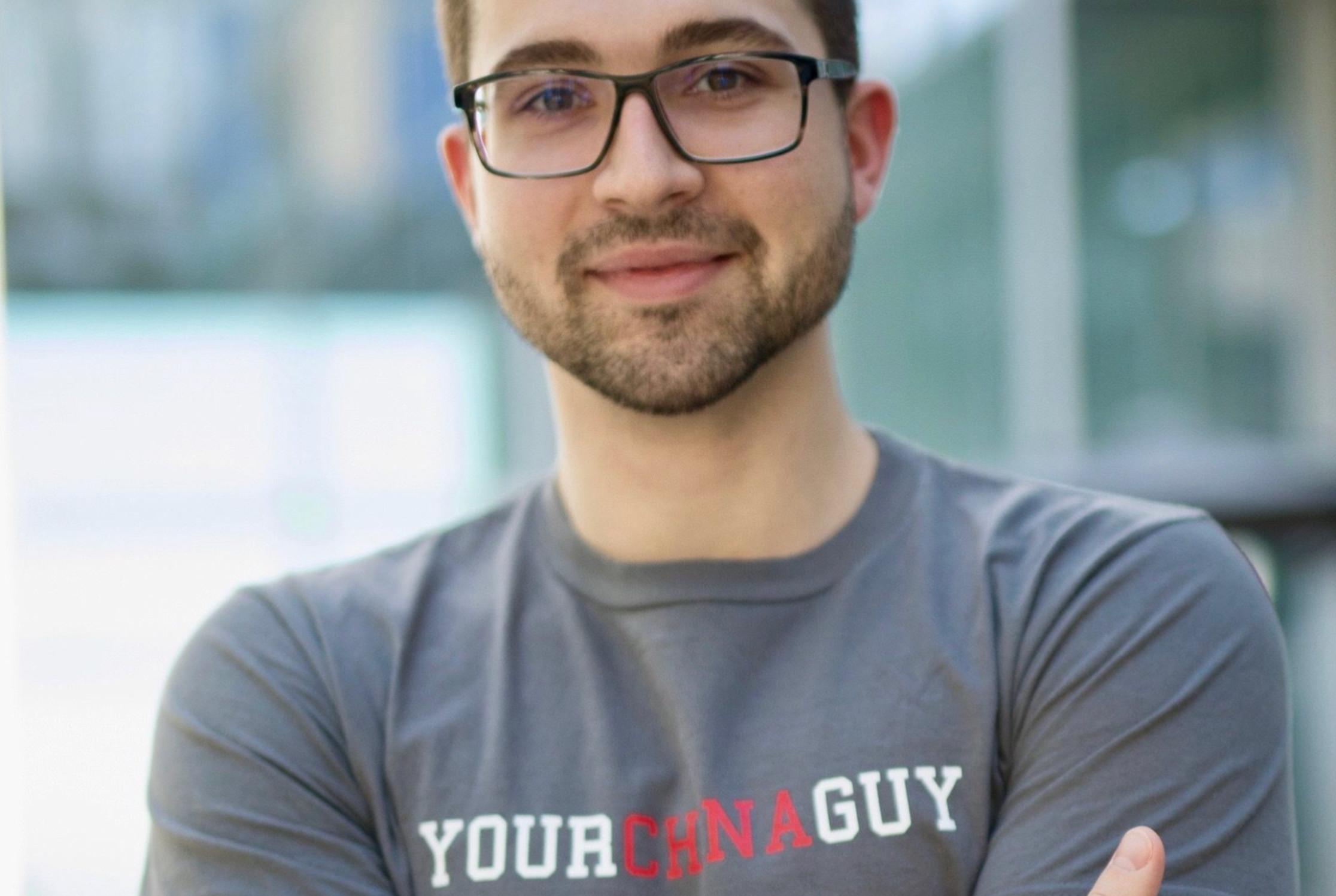The Community Builder - Jan Smejkal