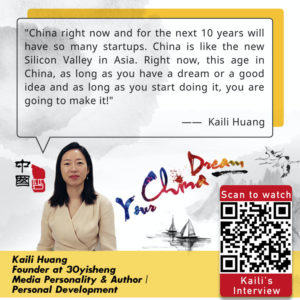 Episode 6: 30 Day WeChat Entrepreneur- Kaili