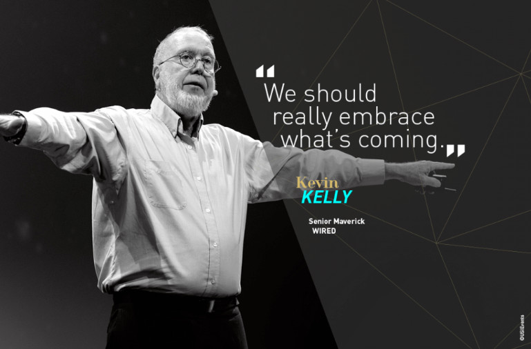 12 Inevitable tech trends - determined by Kevin kelly