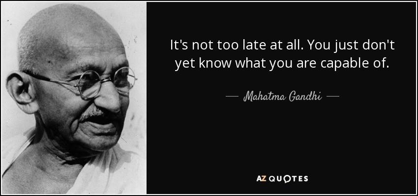 Mahatma Gandhi - AZ Quotes