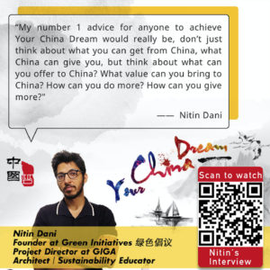 Your China - Dream Episode 9 - Nitin Dani