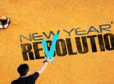 Revolutionize your resolutions