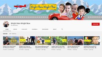 Fionn's Youtube channel