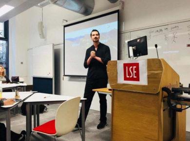 Dream coach At The London School of Economics