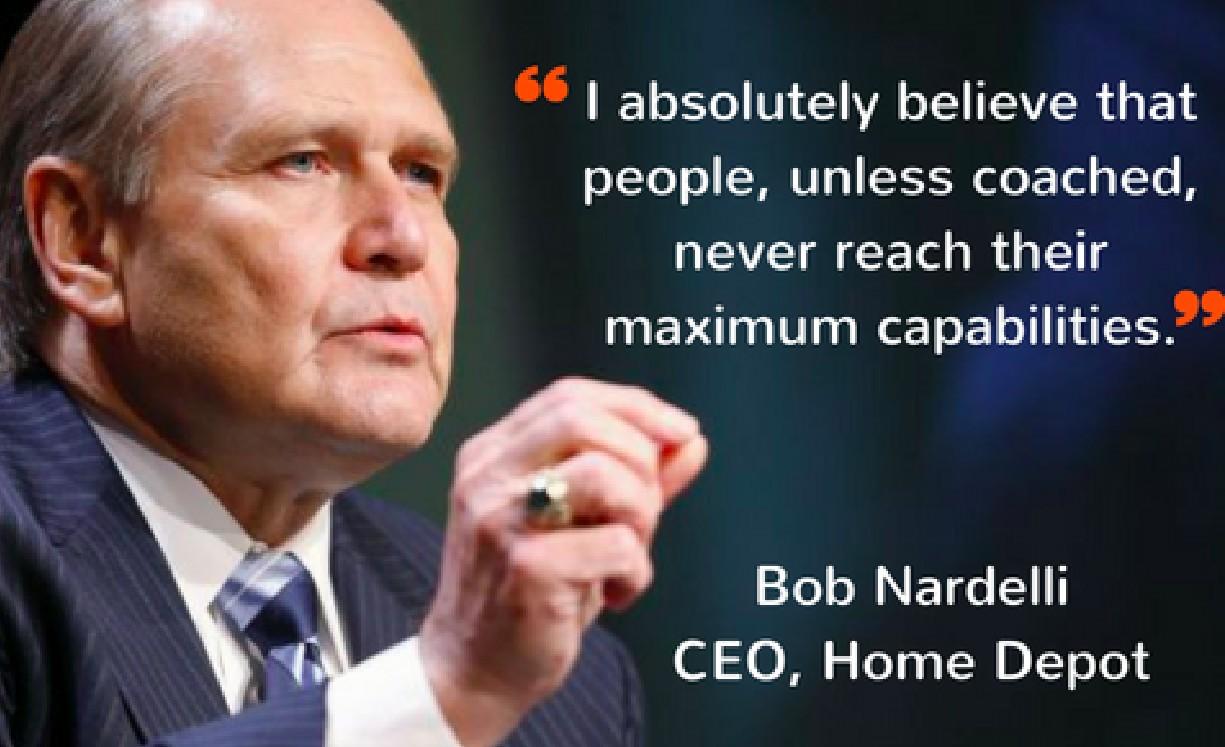 Bob Nardelli - CEO Home Depot