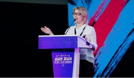 Co-founder of FashionEx Amelie Mongrain