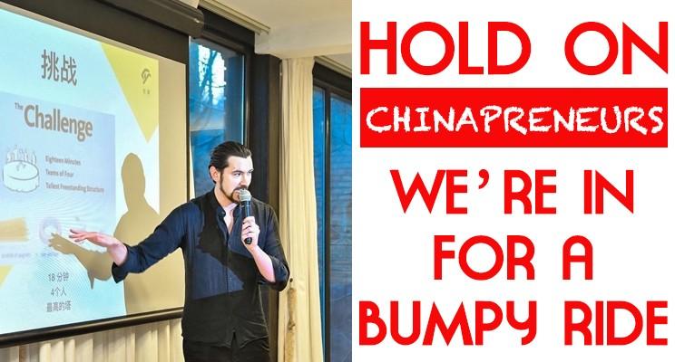 Start-ups - Hold om chinaprenuers