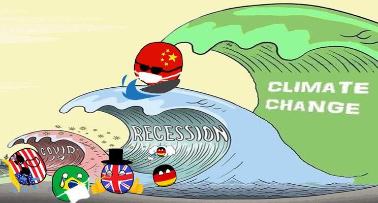 Leverage China's Comeback - Climate change